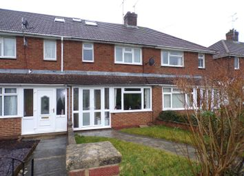 Thumbnail 3 bed terraced house for sale in Fonthill Walk, Old Walcot, Swindon