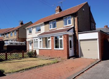 Thumbnail 3 bed semi-detached house for sale in Broadway, Chester Le Street