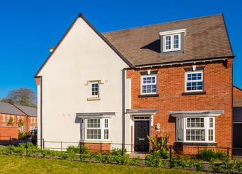"""Thumbnail 3 bedroom semi-detached house for sale in """"Kennett"""" at St. Lukes Road, Doseley, Telford"""