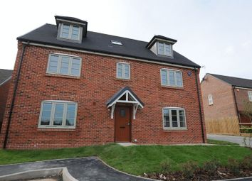 Thumbnail 5 bed detached house for sale in Abbots Bromley, Rugeley