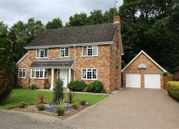 Thumbnail 4 bedroom detached house for sale in Mardley Dell, Oaklands, Welwyn, Hertfordshire