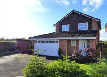 Thumbnail 3 bed detached house for sale in Wintour Close, Chepstow