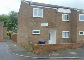 Thumbnail 3 bed terraced house for sale in Fourstones, Newcastle Upon Tyne