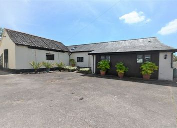 Thumbnail 3 bed detached bungalow for sale in Willand Road, Halberton, Tiverton