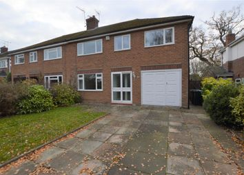 Thumbnail 3 bed semi-detached house to rent in Whaddon Drive, Chester
