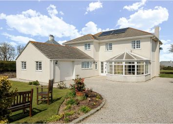 Thumbnail 4 bedroom detached house for sale in Harlyn Bay Road, Harlyn Bay