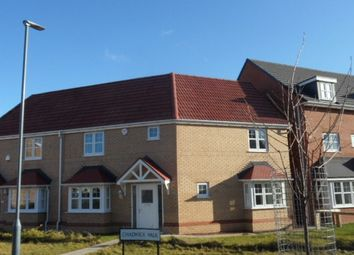 Thumbnail 3 bed semi-detached house to rent in Chadwick Walk, Stockton-On-Tees