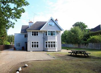 Thumbnail 1 bed flat to rent in Brackendale Close, Camberley, Surrey