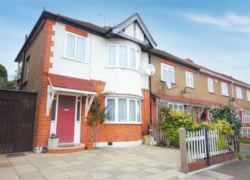 Thumbnail 3 bed end terrace house for sale in St. Raphaels Way, London