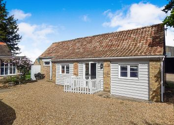 Thumbnail 1 bedroom detached bungalow to rent in Wennington, Huntingdon