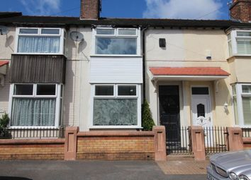 Thumbnail 2 bed terraced house for sale in Lindale Road, Liverpool
