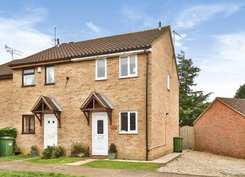 Thumbnail 2 bedroom semi-detached house for sale in Eckersley Drive, Fakenham