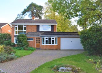 Thumbnail 4 bed detached house for sale in Netherby Park, Weybridge