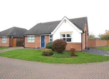 Thumbnail 3 bed bungalow for sale in St. Georges Green, Goole