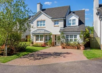 Thumbnail 5 bed detached house for sale in The Pheasantry, Alloa, Clackmannanshire