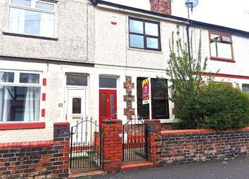 Thumbnail 2 bed terraced house for sale in Rhodes Street, Warrington