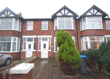 Thumbnail 3 bed terraced house to rent in Keasden Avenue, Blackpool