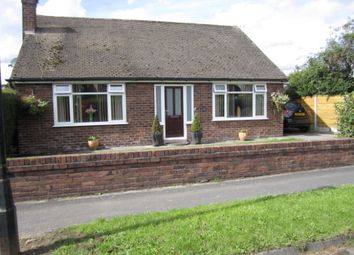 Thumbnail 2 bed bungalow to rent in New Hall Lane, Culcheth, Warrington