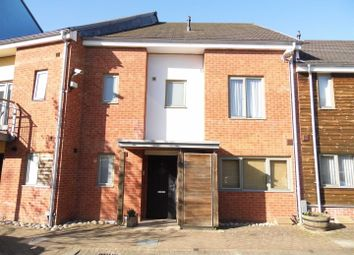Thumbnail 3 bedroom town house for sale in The Portway, King's Lynn