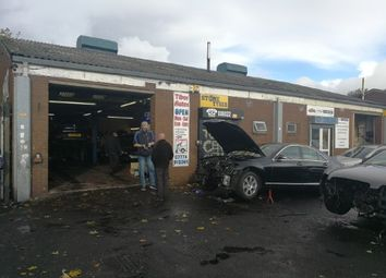 Thumbnail Parking/garage for sale in Moorfoot Road Industrial Estate, St. Helens