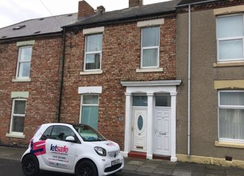 Thumbnail 2 bed flat to rent in Vicarage Street, North Shields