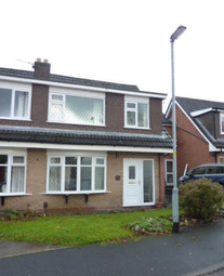 Thumbnail 3 bedroom semi-detached house to rent in Garsdale Close, Preston