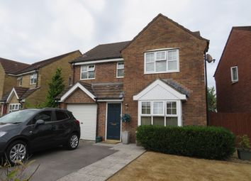Thumbnail 4 bed detached house for sale in Herbert Thomas Way, Birchgrove, Swansea