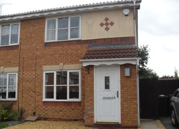 Thumbnail 2 bed semi-detached house to rent in Sunart Way, Nuneaton