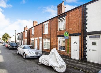 Thumbnail 2 bed terraced house for sale in Newdigate Street, Ilkeston
