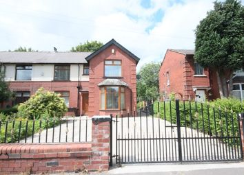 Thumbnail 3 bed semi-detached house to rent in Queensway, Rochdale