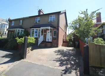Thumbnail 4 bedroom semi-detached house for sale in Elvaston Road, Hexham