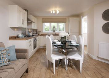 "Thumbnail 3 bed detached house for sale in ""Dartmouth I"" at Foundry Lane, Wigan"