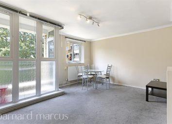 Thumbnail 3 bed flat to rent in Hayward Gardens, London