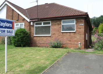 Thumbnail 1 bed semi-detached bungalow for sale in Barrs Road, Cradley Heath