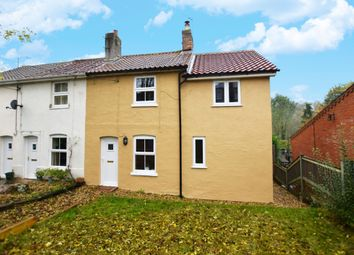 Thumbnail 3 bedroom end terrace house for sale in Bures Road, Great Cornard, Sudbury