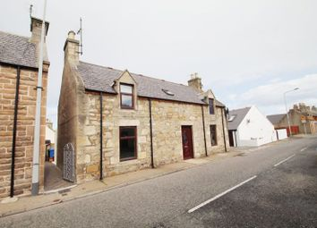 Thumbnail 2 bedroom detached house for sale in 48, Main Street, Buckie Moray AB561Xq