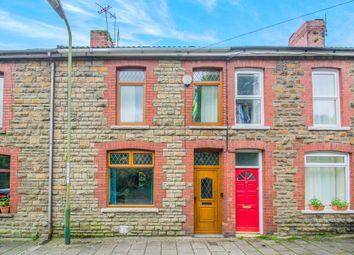 Thumbnail 2 bedroom terraced house for sale in Van Terrace, Rudry, Caerphilly