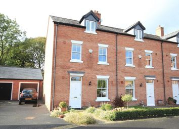 Thumbnail 4 bed end terrace house for sale in Mount Crescent, Whitchurch