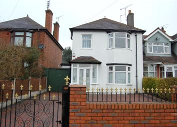 Thumbnail 3 bed detached house for sale in Tixall Road, Stafford