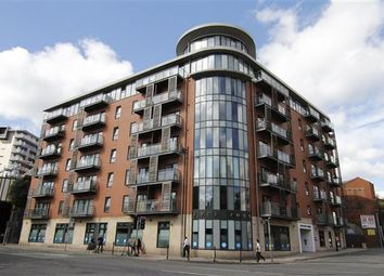 Thumbnail 1 bedroom flat for sale in Barnfield House, 1 Salford Approach, Manchester