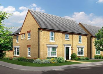 Thumbnail 5 bed detached house for sale in Gilbert's Lea, Birmingham Road, Bromsgrove