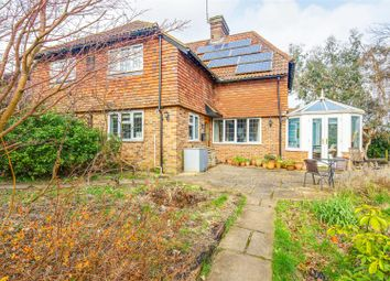 3 bed semi-detached house for sale in Trotts Lane, Westerham TN16