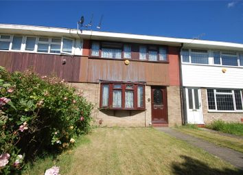 Thumbnail 3 bed terraced house for sale in Woolmer Green, Basildon, Essex