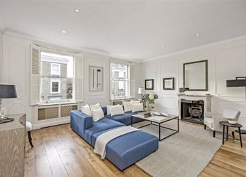 Thumbnail 4 bed maisonette for sale in Harcourt Terrace, Chelsea, London