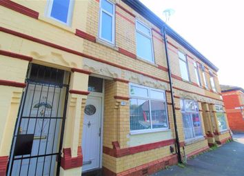 Thumbnail 2 bed terraced house for sale in Stovell Avenue, Longsight, Manchester