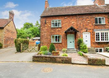 Thumbnail 2 bed end terrace house for sale in Vicarage Lane, Ivinghoe, Leighton Buzzard