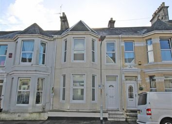 Thumbnail 3 bed terraced house for sale in Knighton Road, Plymouth, Devon