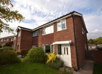 Thumbnail 4 bed semi-detached house for sale in Suffolk Road, Royston