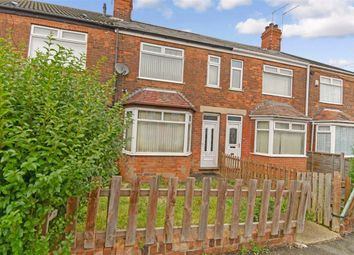 Thumbnail 2 bed terraced house for sale in Endymion Street, Hull