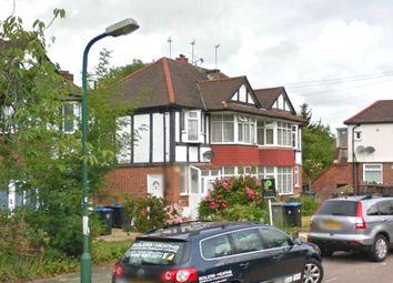 Thumbnail 2 bed maisonette to rent in St Andrews Road, Kingsbury